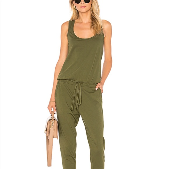 200453bf21c Supreme jersey jumpsuit in cargo